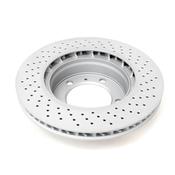 Porsche Brake Disc - Zimmermann 460156820