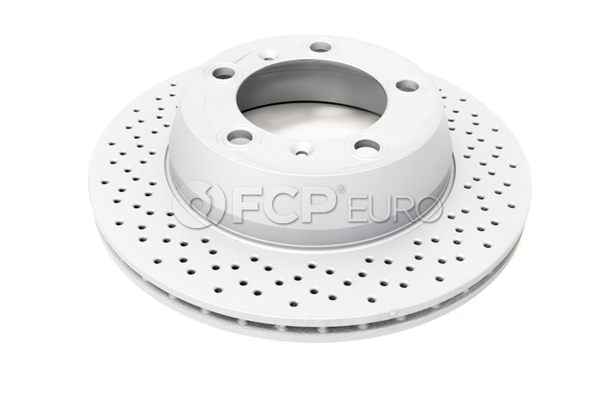 Porsche Brake Disc - Zimmermann 460157020
