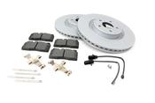 Porsche Brake Kit - Zimmermann/Textar 95BBRKT