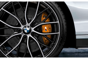 BMW M Performance Big Brake Kit - Genuine BMW 34112450470
