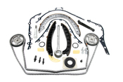 Porsche Engine Timing Chain Kit - IWIS/Elring/Genuine 90010001KT