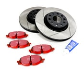 VW Brake Kit - StopTech KIT-12633098SKT1