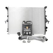 Porsche Radiator Kit - Mahle Behr/Genuine 376719001KT