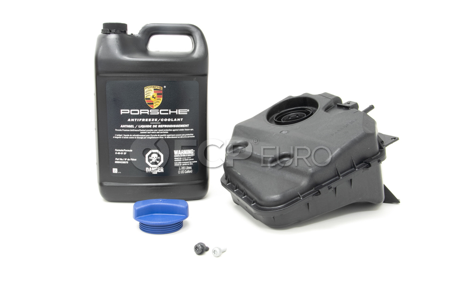 Porsche Expansion Tank Kit - Rein/Genuine EPT0140KT