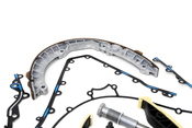 Porsche Engine Timing Chain Kit - IWIS/Elring/Genuine 9PATCKIT3