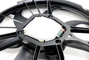 BMW Engine Cooling Fan Assembly - Genuine BMW 17428508253