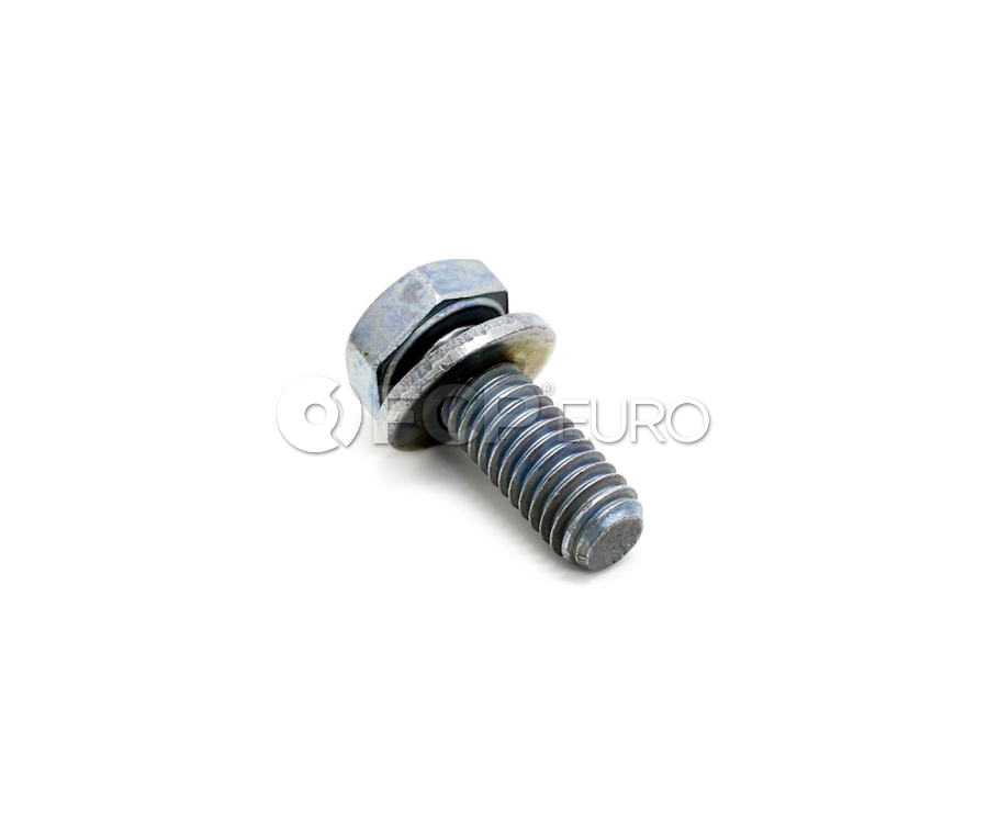 BMW Genuine Hex Bolt With Washer