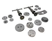 18 Piece Brake Caliper Retractor Tool Kit - Astro Pneumatic 78618