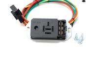 Mishimoto Adjustable Fan Controller Kit With NPT Temp Sensor - MMFAN-CNTL-U18NPT