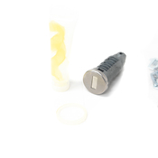 BMW Door Lock Cylinder Left (318i 318is 325i 325is) - Genuine BMW 51218135959