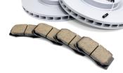 Mercedes Brake Kit - Zimmermann 1634210312