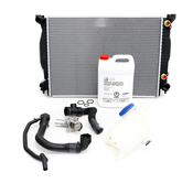 Audi Cooling System Kit - Nissens 8E0121251ARKT