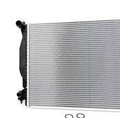 Audi Radiator - Nissens 8E0121251AR