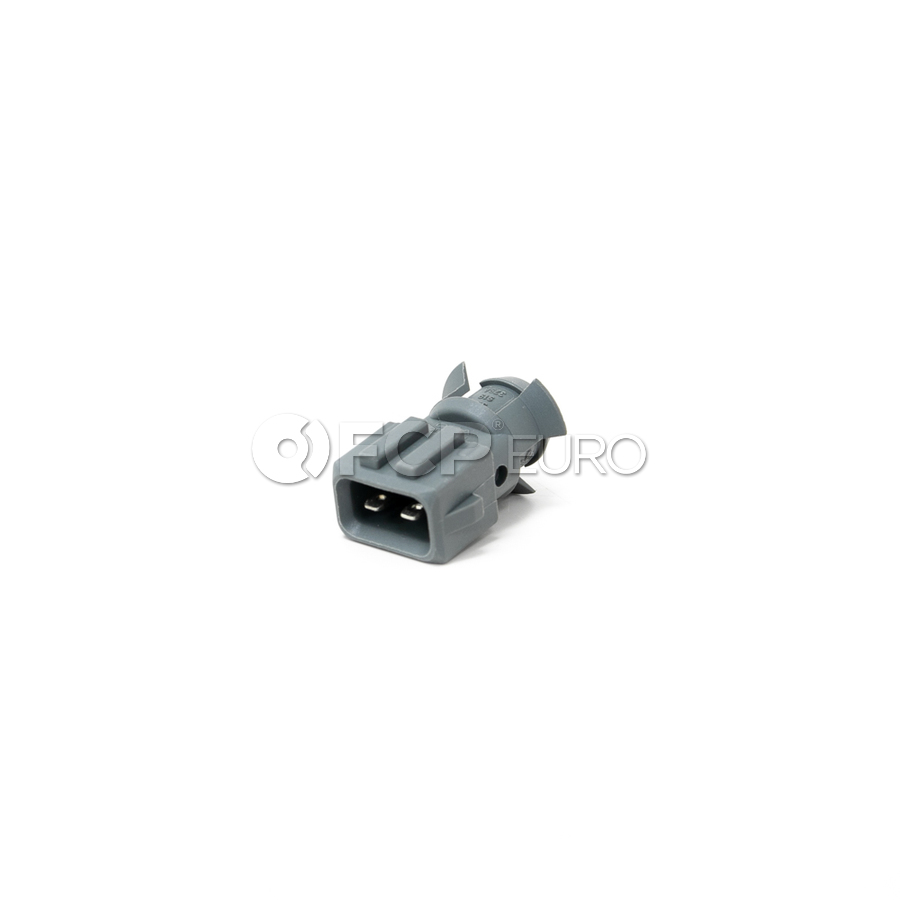 Genuine VW SEAT Caddy External Temperature Sensor 2 pin grey 357919379A