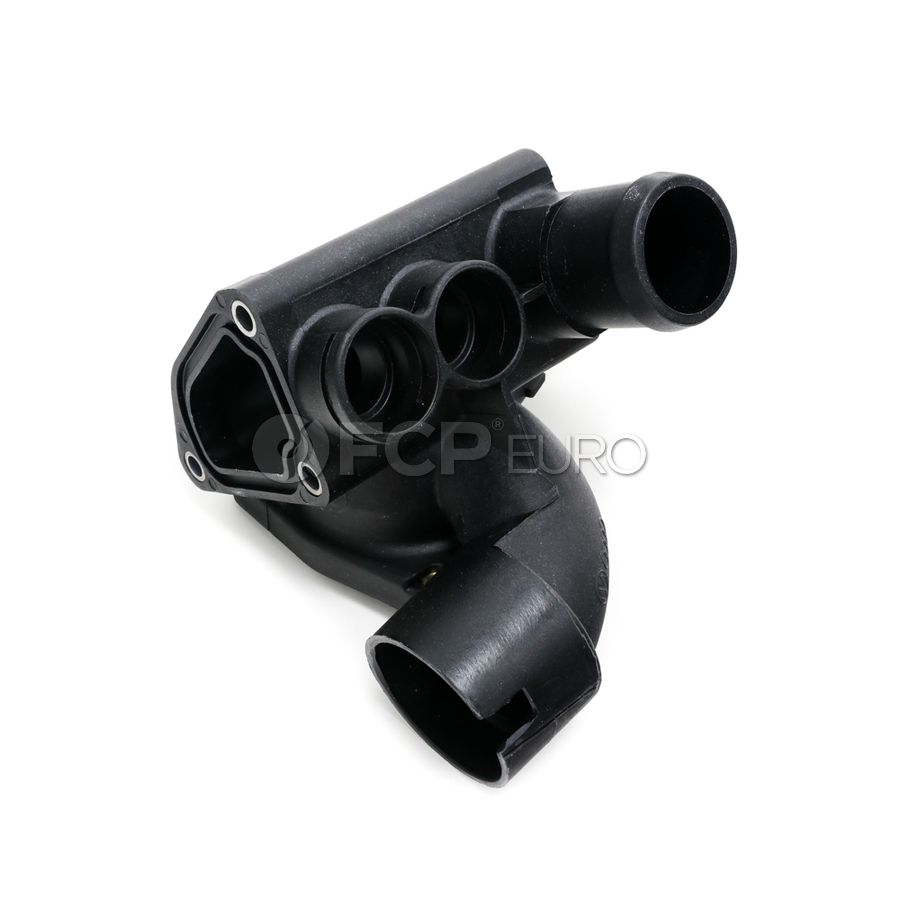 Audi VW Thermostat Housing - OE Supplier 022121117C