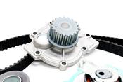 Volvo Timing Belt and Water Pump Kit - TBKIT331WP1-GRAF
