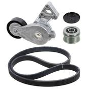 VW Serpentine Drive Belt Kit - INA 5290465200