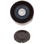 BMW Drive Belt Idler Pulley - INA 11281440237