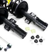 Volvo Quick Strut Assembly Kit - Sachs 033078KT