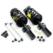 Volvo Quick Strut Assembly Kit - Sachs 033082