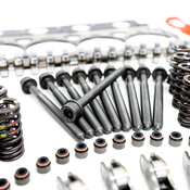 Audi Cylinder Head Rebuild Kit - Elring 06H103383ADKT2