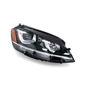 VW Headlamp Assembly - Valeo 5G0941754B