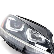 VW Headlamp Assembly - Valeo 5G0941754B