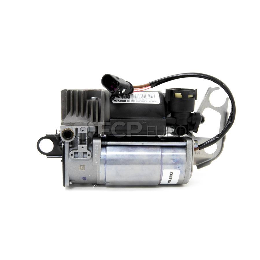 Audi Porsche VW Suspension Air Compressor - Wabco 4154033020