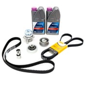 VW Timing Belt Kit - Contitech KIT-TB321KT2