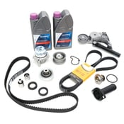 VW Timing Belt Kit - Contitech KIT-TB321KT3