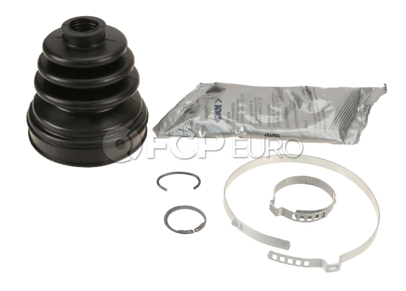 New OE Supplier CV Joint Boot Kit Front Inner 31607529204 for BMW X3