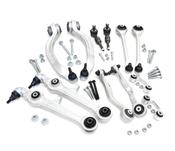 Audi Control Arm Kit - Lemforder / Meyle HD 4D0407151PKT