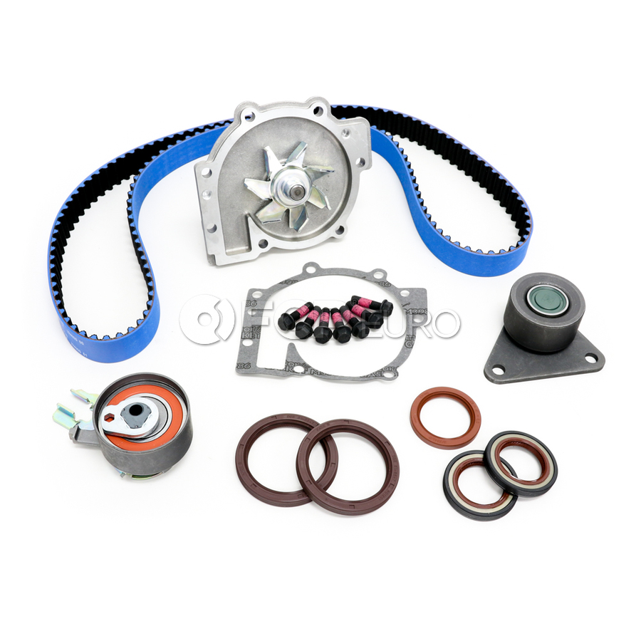 Volvo Timing Belt and Water Pump Kit (Performance) - TBKIT331WP2A