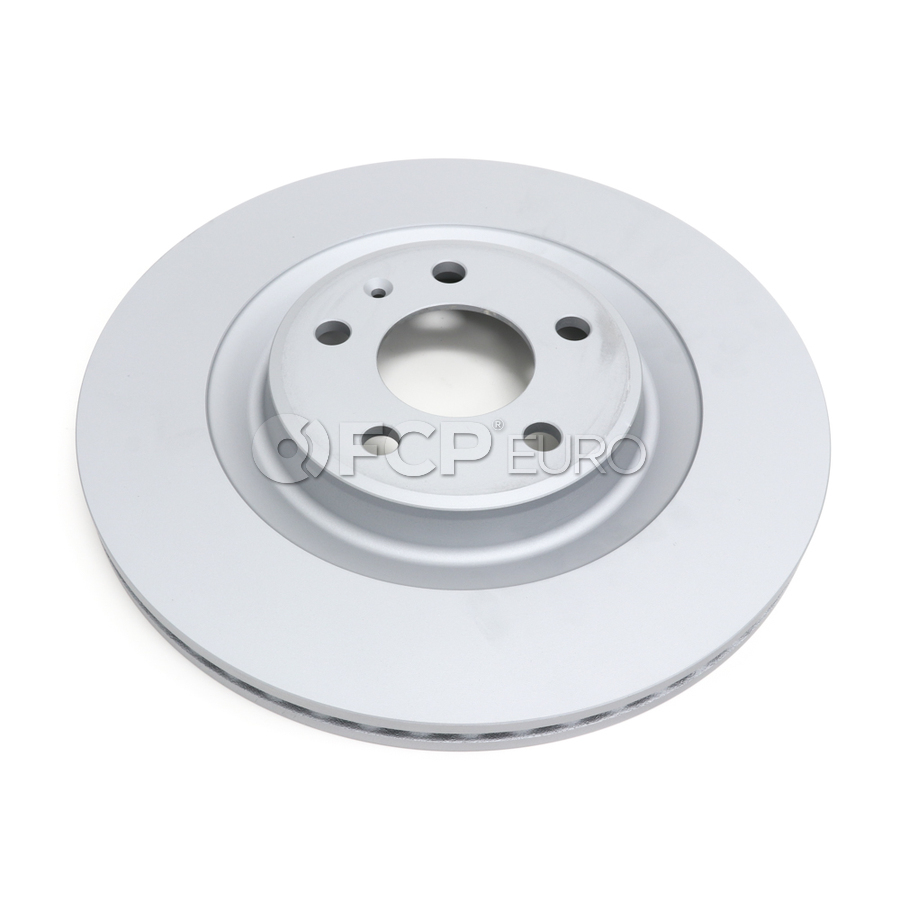 Audi Porsche VW Brake Disc - Zimmermann 100335820
