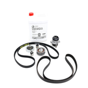 VW Timing Belt Kit - Genuine VW KIT-038109119MKT2