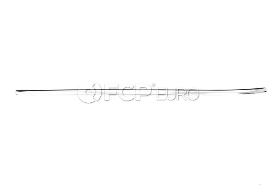BMW Roof Railing Left (Silver) - Genuine BMW 51137230207