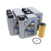 BMW Diesel Oil Change Kit 5W-30 - Liqui Moly 11428507683KT.LM.7L.4605