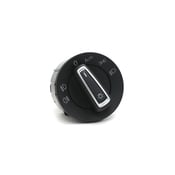 VW Headlight Switch - Genuine VW 5G0941431BDWZU
