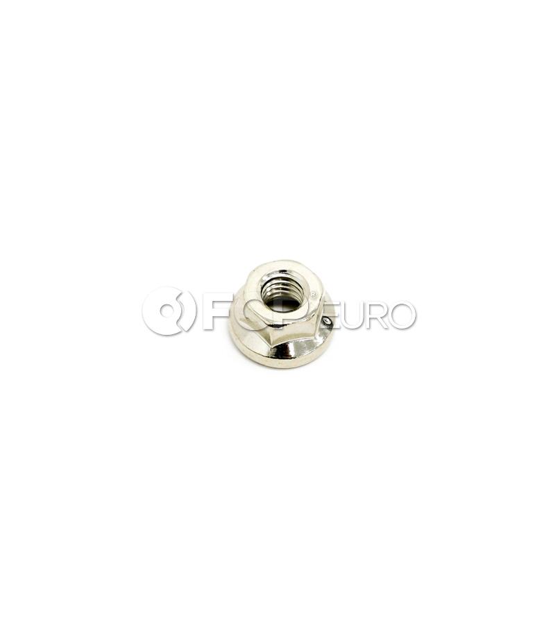BMW Hex Nut With Flange (M6) - Genuine BMW 41248147832