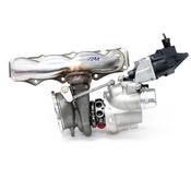 BMW Turbocharger with Exhaust Manifold - Mitsubishi 11657642469