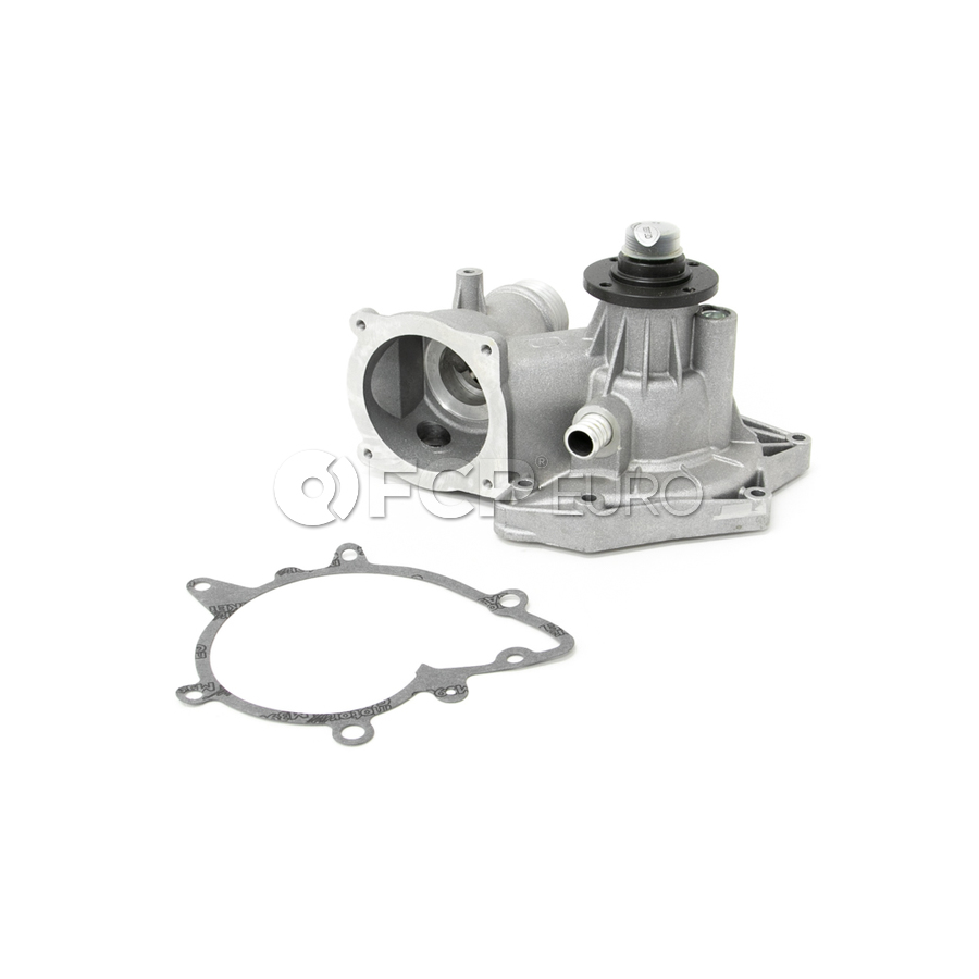 Graf Engine Cooling Coolant Water Pump w// Metal Impeller Gasket nEw for BMW