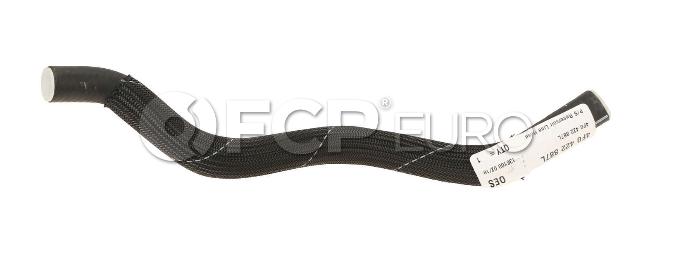 Audi Power Steering Reservoir Line Hose - Genuine Audi VW 4F0422887L