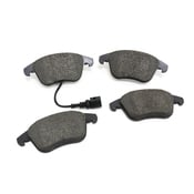Audi VW Brake Pad Set - Jurid 5N0698151