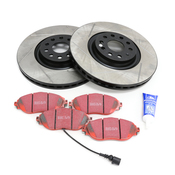 VW Brake Kit - StopTech KIT-12633144SKT1