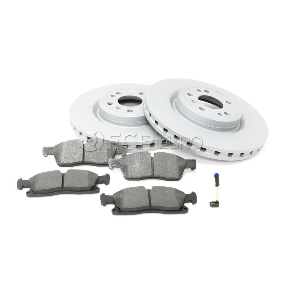 Mercedes Brake Kit - Zimmermann 16642113000
