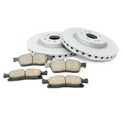 Mercedes Brake Kit - Akebono 16642113000