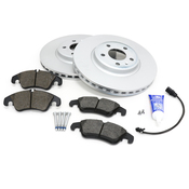 Audi VW Brake Kit - ATE/Textar 8K0615301AKT2