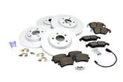 Audi VW Brake Kit - ATE/Textar 8K0615301AKT3