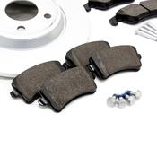 Audi VW Brake Kit - ATE/Textar 8K0615301AKT3