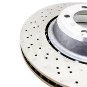 Porsche Brake Disc - VNE 8199